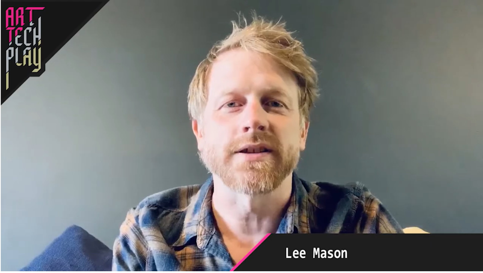 Lee Mason on cryptoart in VR
