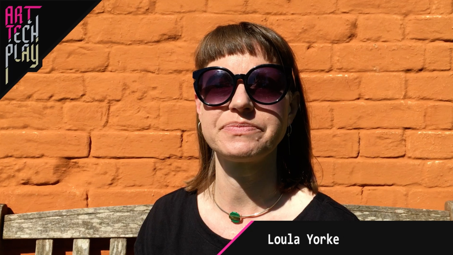 Loula Yorke on performing with DIY synths