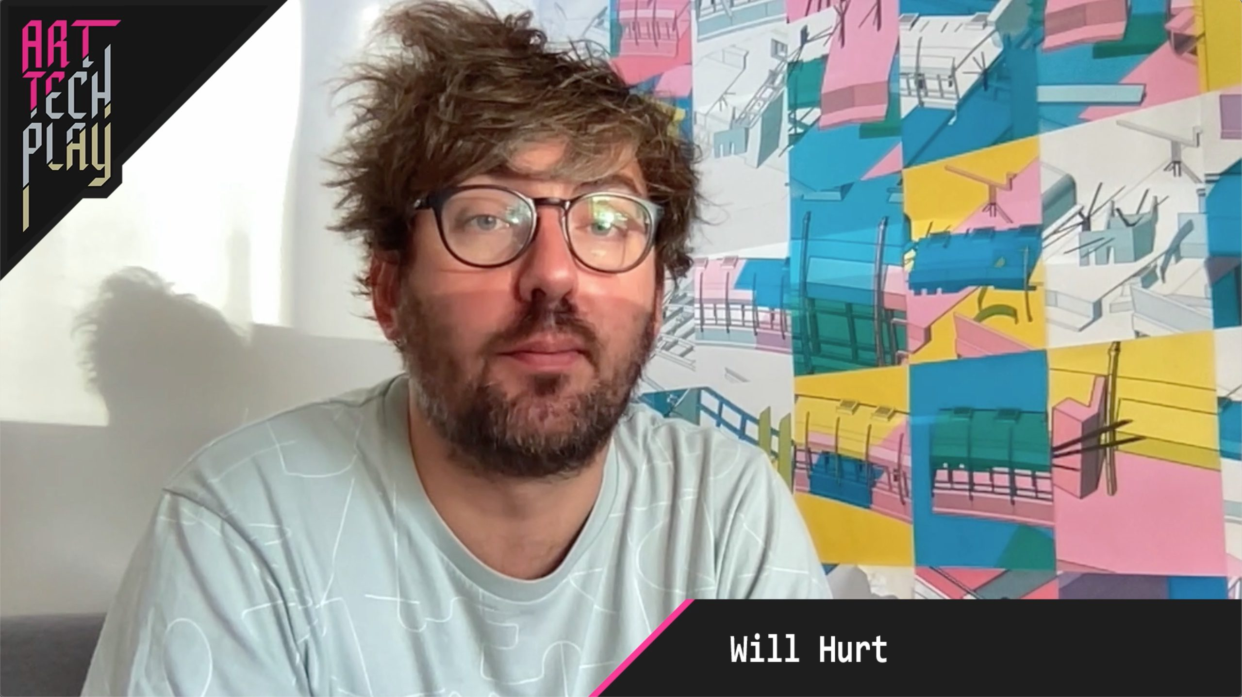 Will Hurt on augmented reality and interactivity